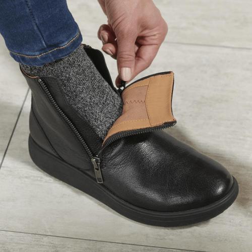 Comfort Orthotic Boots1