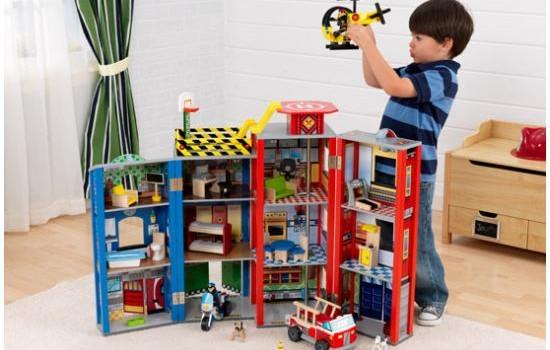 Kidkraft houten speelgoed l Het mooiste speelgoed voor