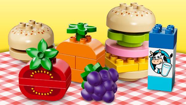 duplo creatieve picknick set l Nieuw speelgoed van LEGO DUPLO