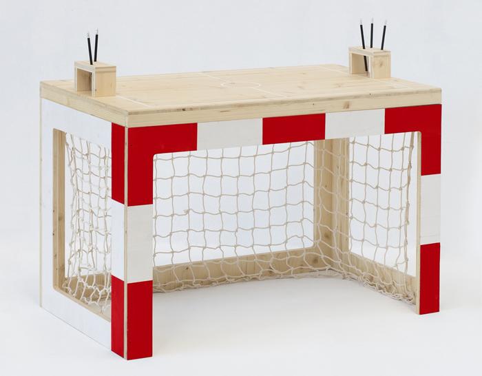 Voetbalkamer  een sportieve kinderkamer compleet met