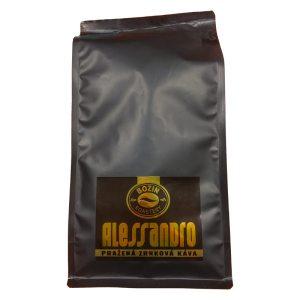 allesandro - prazena zrnkova kava