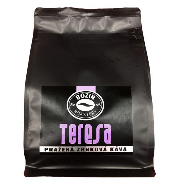Teresa - Prazena zrnkova kava