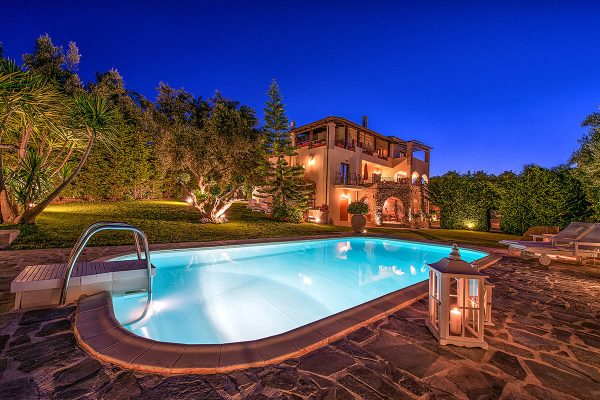 Bozonos Luxury Villa - Private Pool luxurious Villa ...