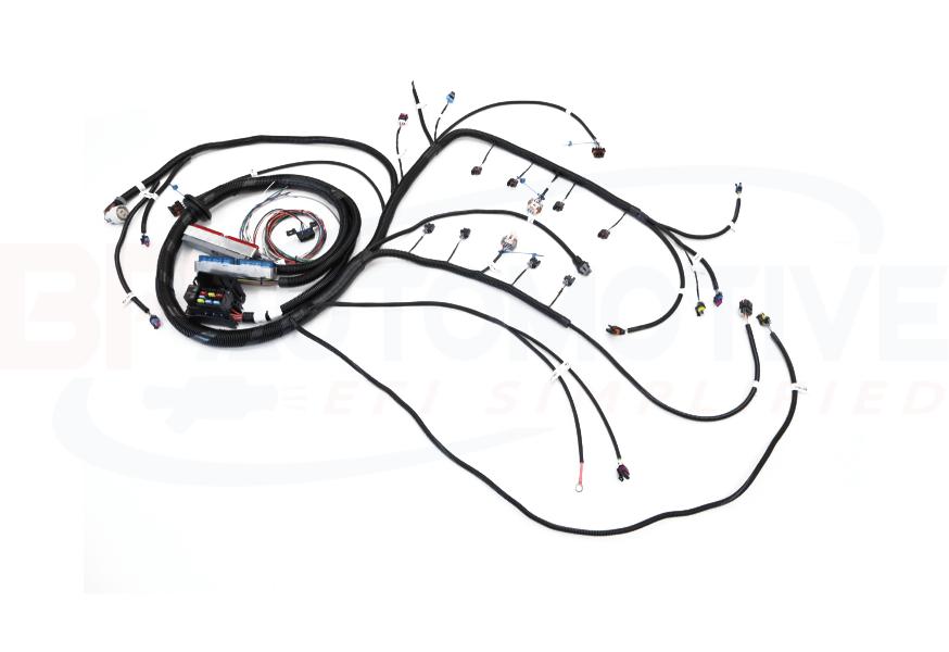 1999-2006 DBC Vortec Standalone Harness with 4L80e