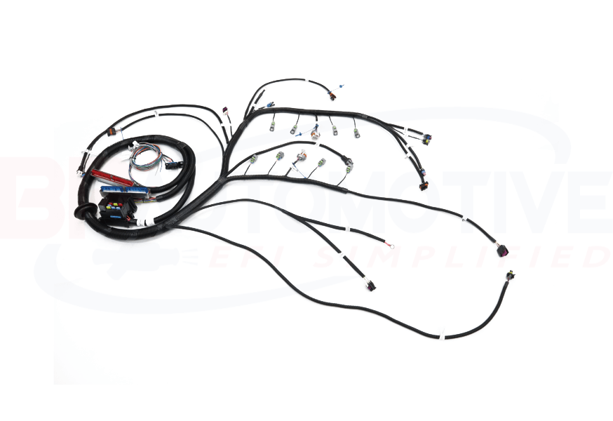 1999-2006 DBC LS1/Vortec Standalone Harness with T56/Non