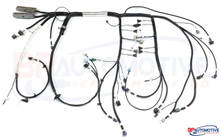 1996-1997 LT1 F-Body Plug and Play 24x Conversion Harness