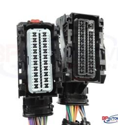 ls3 standalone harness ecm connectors [ 2001 x 1746 Pixel ]