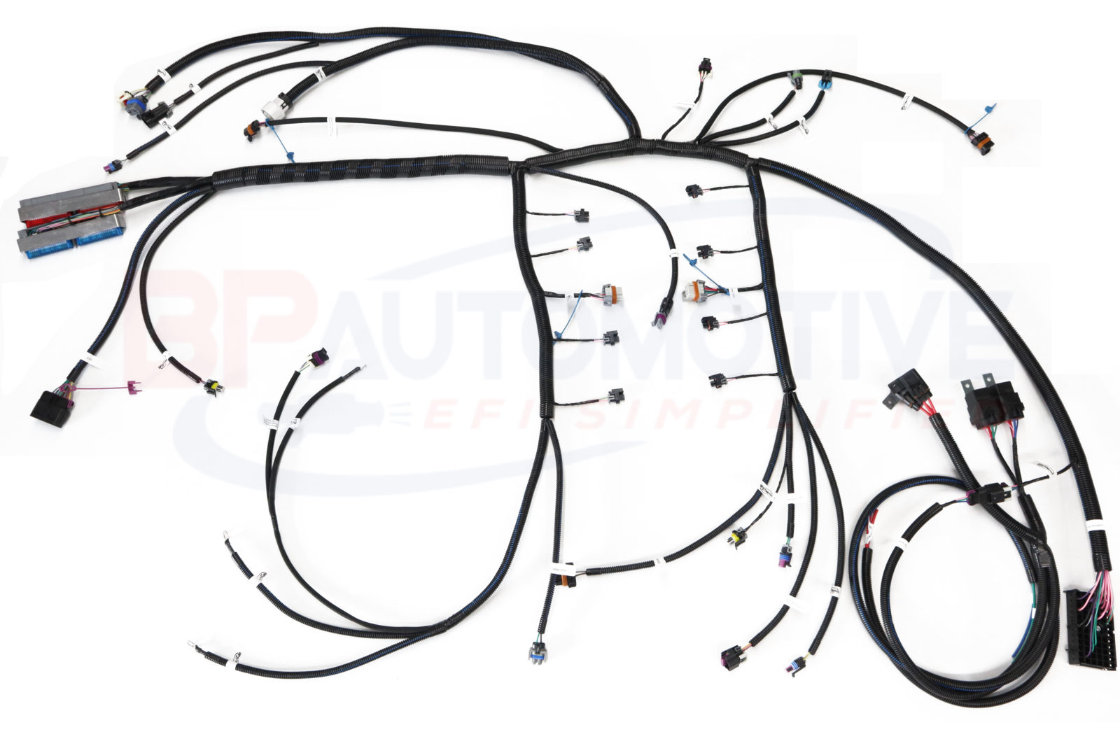 1998-2004 Plug and Play S10 Swap Harness