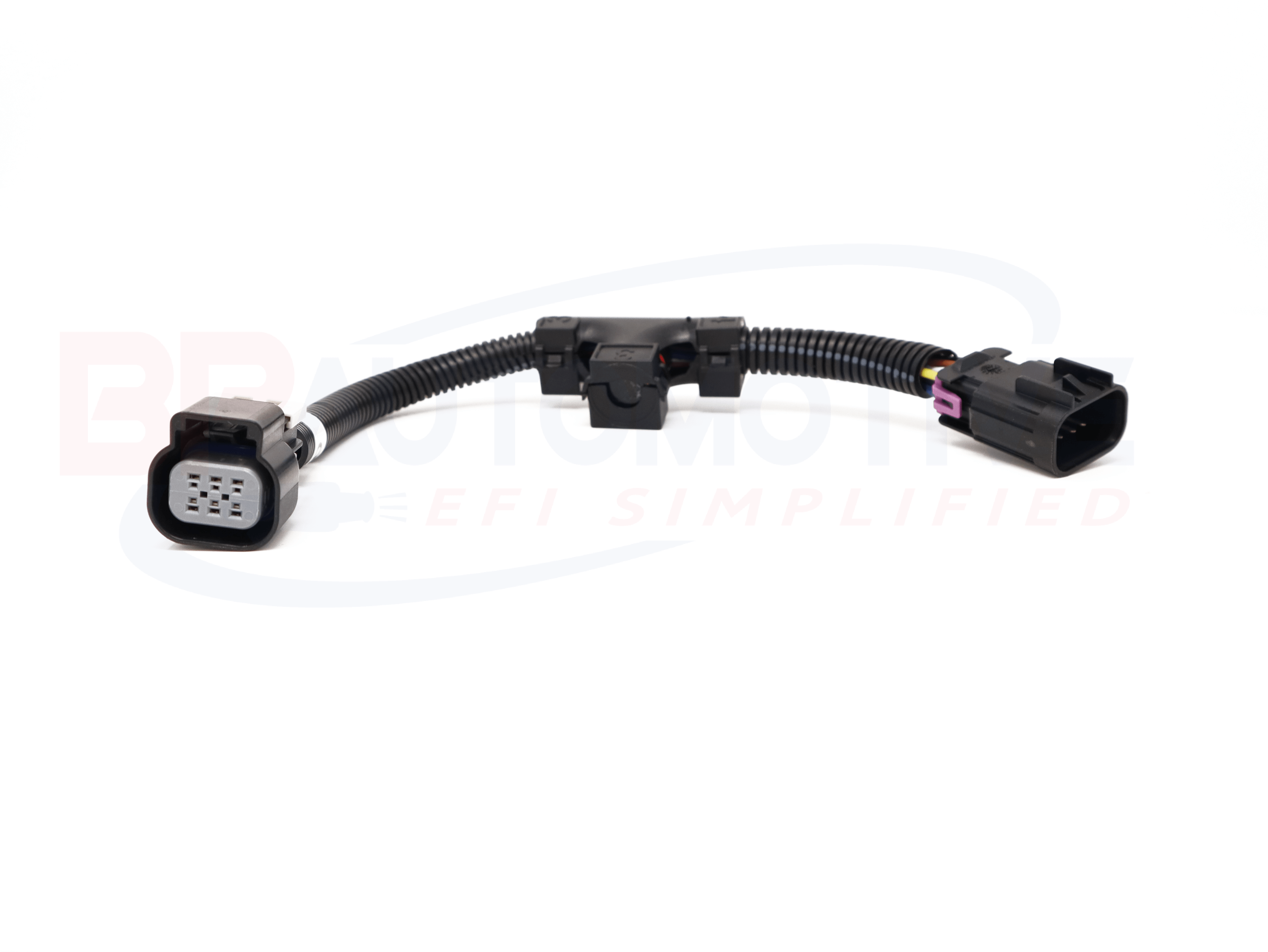 X-Link 8 Pin to 6 Pin Drive By Wire Gold Blade Throttle
