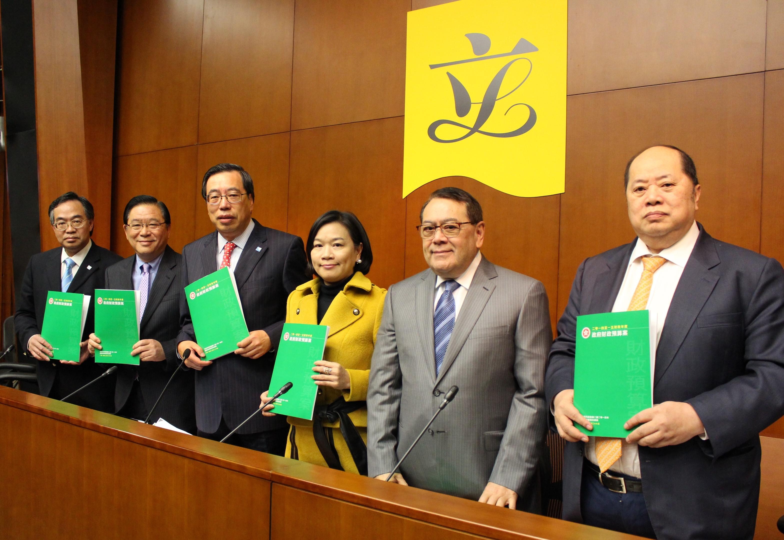 預算案以提升香港競爭力為目標,內容務實且具有前瞻性。