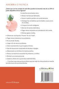 Ahorra o nunca, ahorra y sácale el máximo partido a tu dinero. Borja Pascual