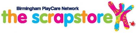 Birmingham Scrapstore logo