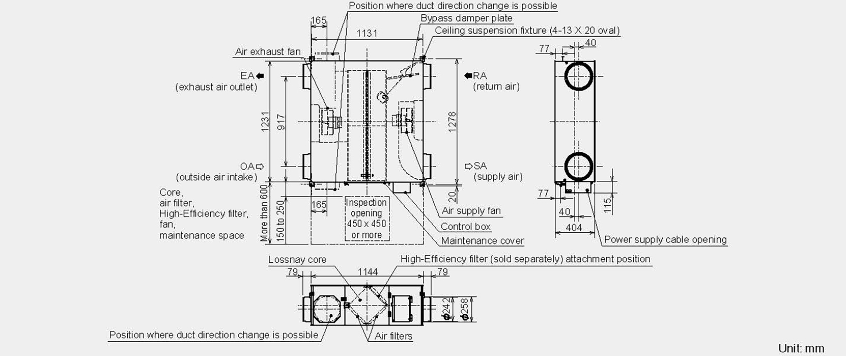 hight resolution of mitsubishi lgh100 configuration