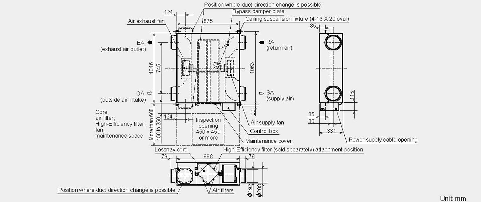 hight resolution of mitsubishi lgh50 configuration