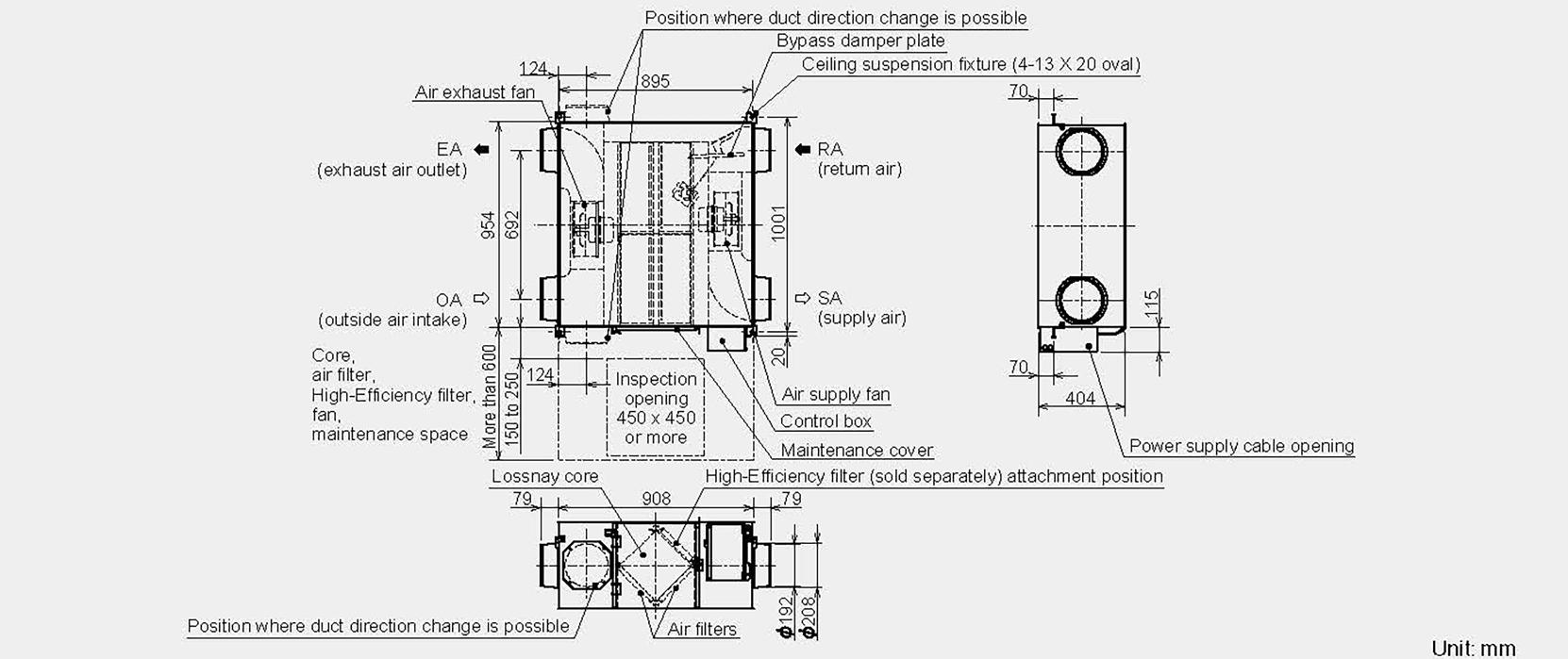hight resolution of mitsubishi lgh65 configuration