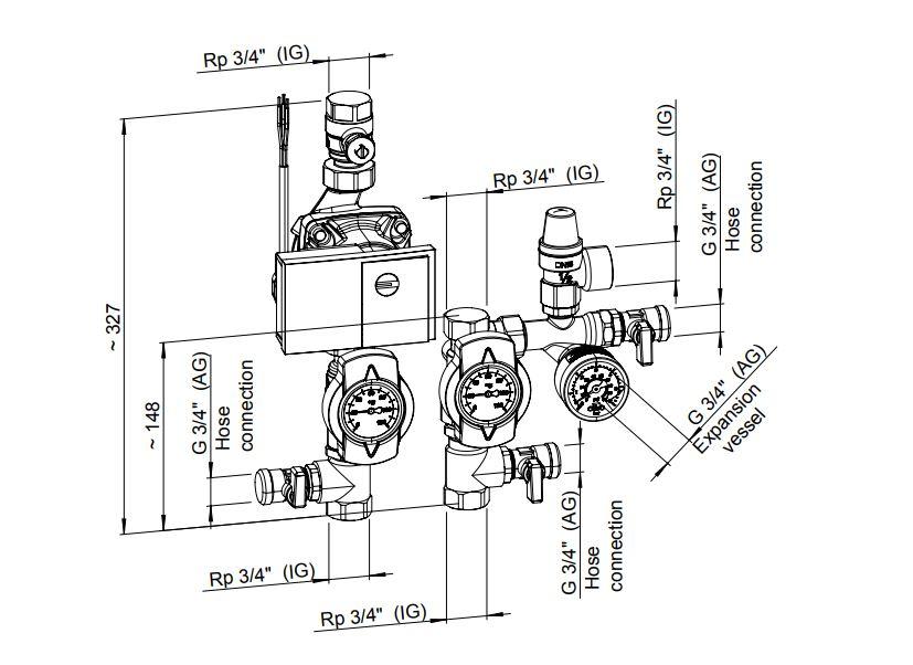 Airflow Geothermal Kit