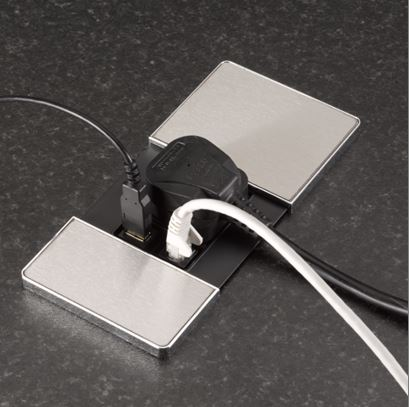 pop up electrical outlet for kitchen cabinet accessories sockets | bpf