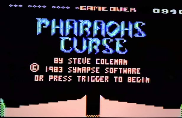 One of my favourites! Pharoahs Curse