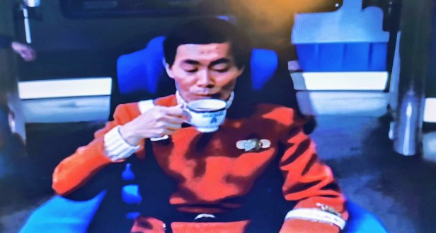 Philips CDi 490 - Star Trek VI - Mr Sulu