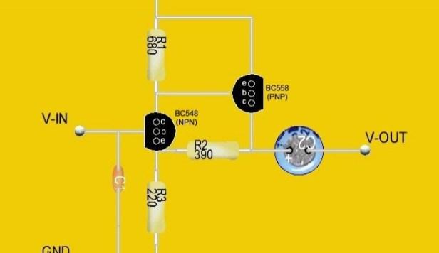 Philips G7000 Videopac AV Mod