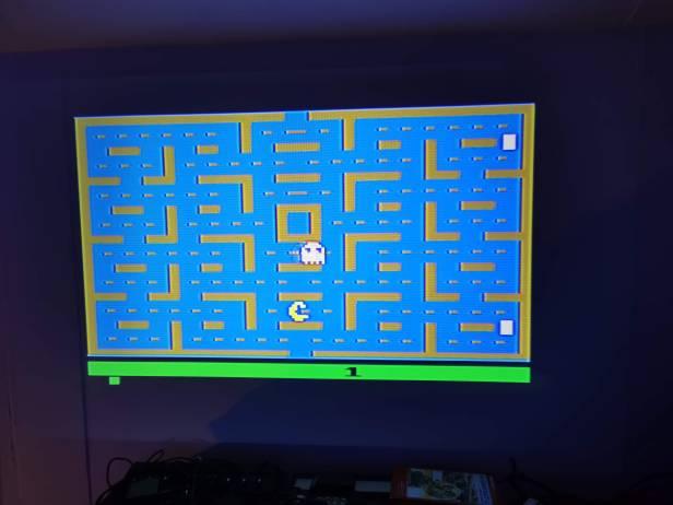 Atari 2600 Pacman