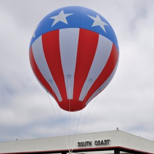 Giant Hot Air Balloon