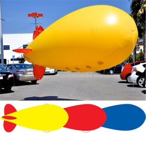 Giant Blimp Balloon