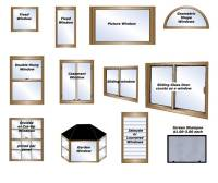 Window fenestration types and efficiences. BPI ...