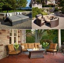 Patio Furniture - Leisure Design Paletta Mansion