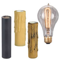 Candle Covers Light Bulbs