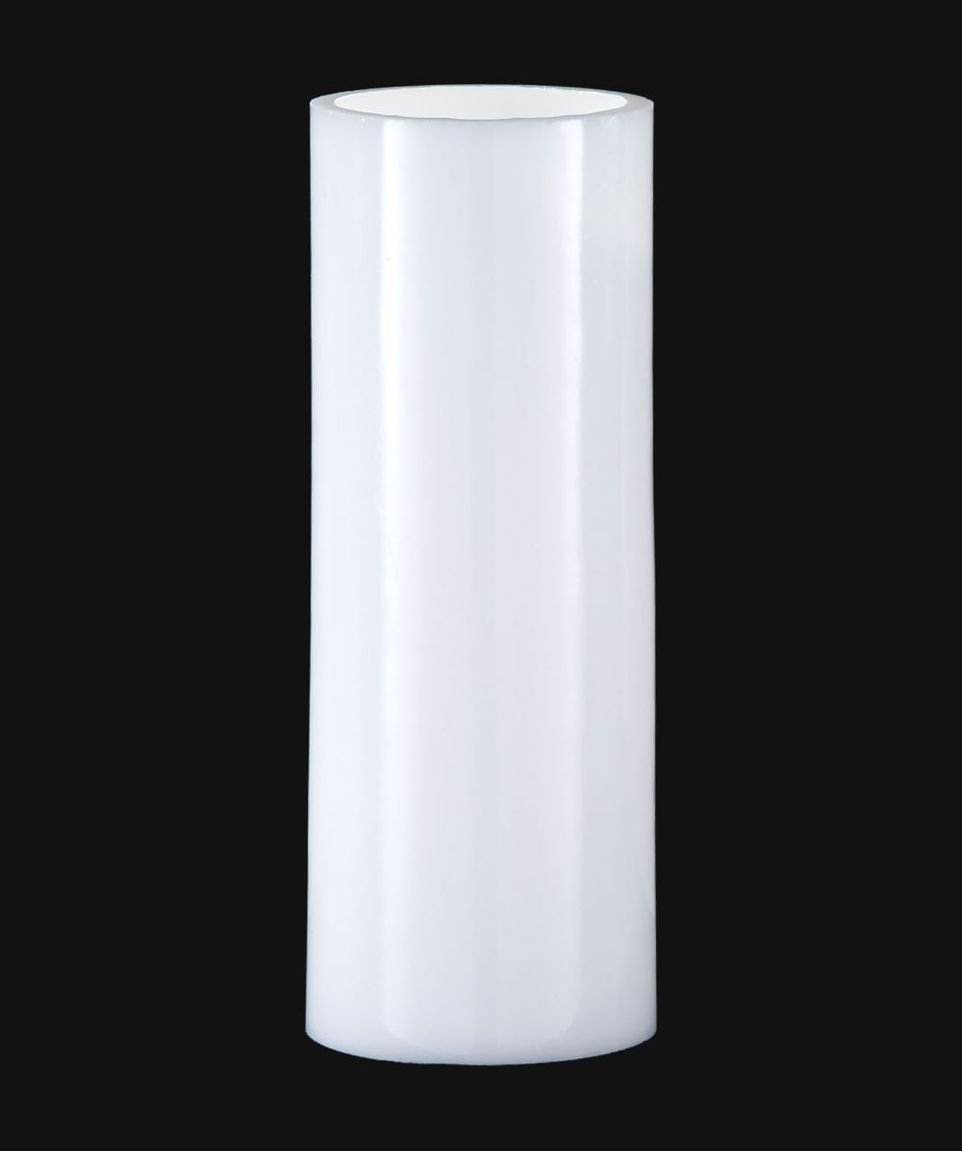 Mid Century Modern Opal Cylinder Shades 00250 B P Lamp Supply
