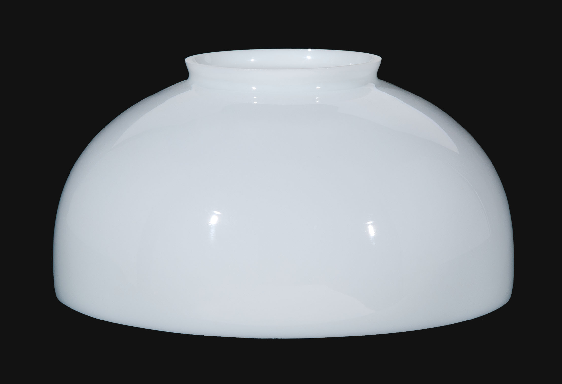 14 USAmade Opal Glass Dome Shade 08000  BP Lamp Supply