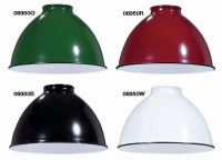7 1/16 Industrial Style Metal Dome Shades 08350G | B&P ...