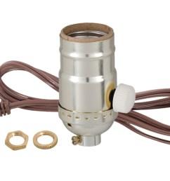 vintage table lamp wiring kit with full range dimmer socket 30556a lamp wiring kit walmart lamp wiring kit [ 1200 x 686 Pixel ]