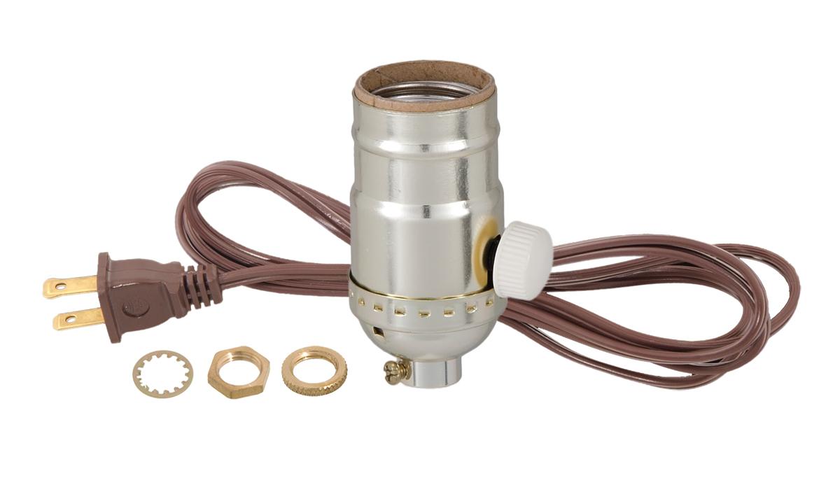 hight resolution of vintage table lamp wiring kit with full range dimmer socket 30556a lamp wiring kit walmart lamp wiring kit