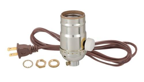 small resolution of vintage table lamp wiring kit with full range dimmer socket 30556a lamp wiring kit walmart lamp wiring kit