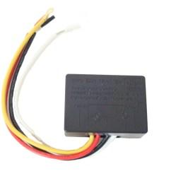 3 Way Lamp Switch Wiring Diagram 2005 Subaru Legacy Radio Lo-med-hi-off, Touch Control 40123 | B&p Supply