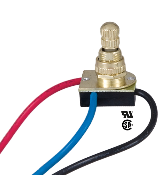 two circuit rotary switch 40402i  bp lamp supply
