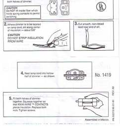 rotary on off lamp cord switch t rated neat easy to install no stripping of wires u l csa leviton brand find wiring instructions here  [ 1700 x 2200 Pixel ]