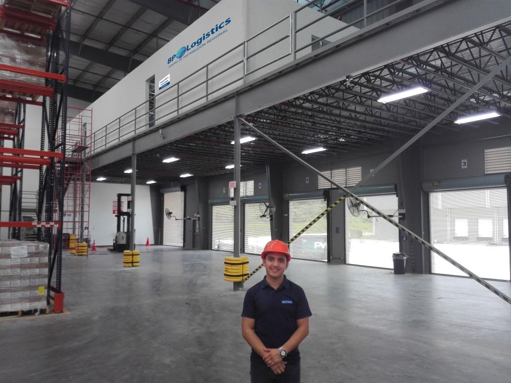 Nuevas instalaciones de BP Logistics