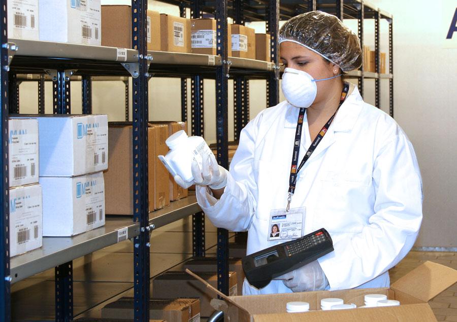 Seguridad en el manejo de productos farmacéuticos