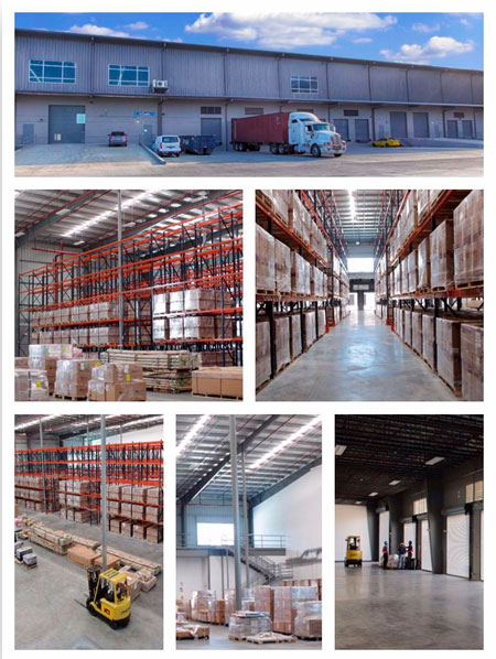BP Logistics Panamá instalaciones