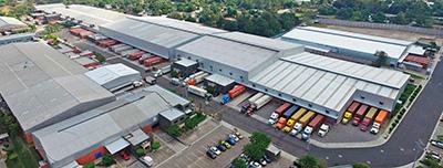 Empresa hermana Blue Logistics El Salvador