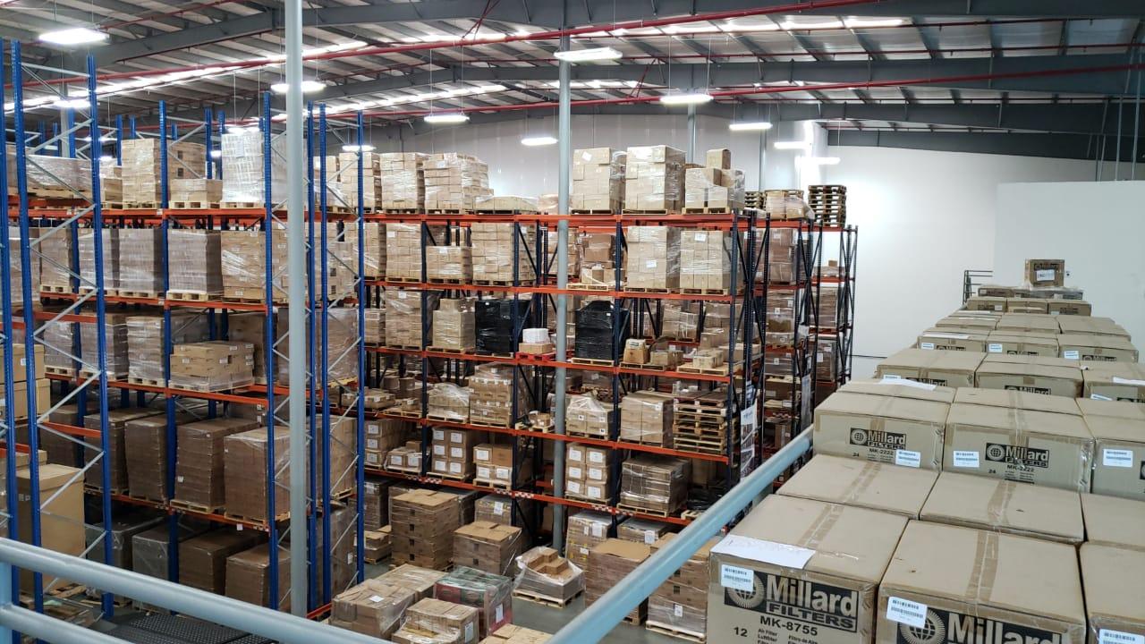 Bodega, BP Logistics, Operador Logístico, Almacenaje, Distribución