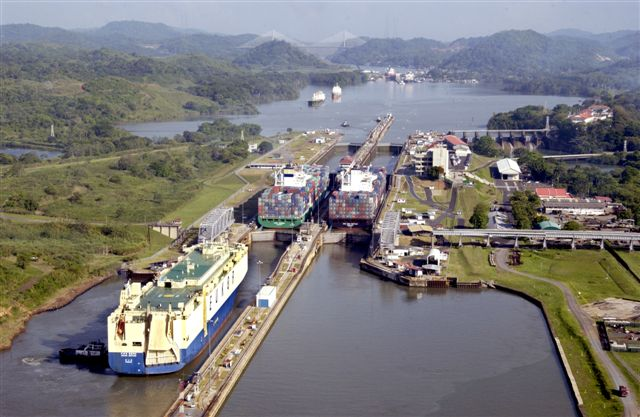 Panamá - BP Logistics