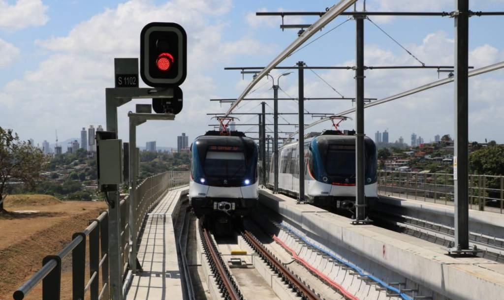 Panamá inauguró la línea 2 del metro.