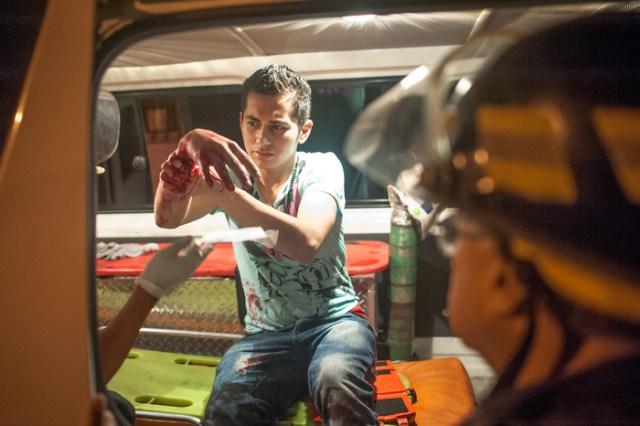 Bombaros Voluntarious - Guatemala City
