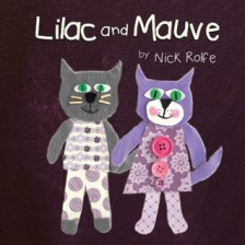 """Lilac and Mauve - Rolfe"". Casa editrice ""Your Stories Matter"". Lingua inglese"