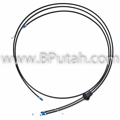 Range Rover P38a 4.0/4.6 Genuine OEM Factory Hood Cable