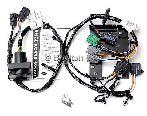 13 pin trailer plug wiring diagram leviton range rover sport genuine oem factory harness vplst0016 vplst0072